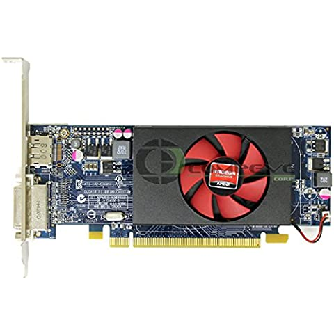 AMD Radeon HD 8490 1GB DDR3 PCIe x16 DVI DisplayPort Graphics Video Card Dell J53GJ High Profile (Amd Radeon 8490)