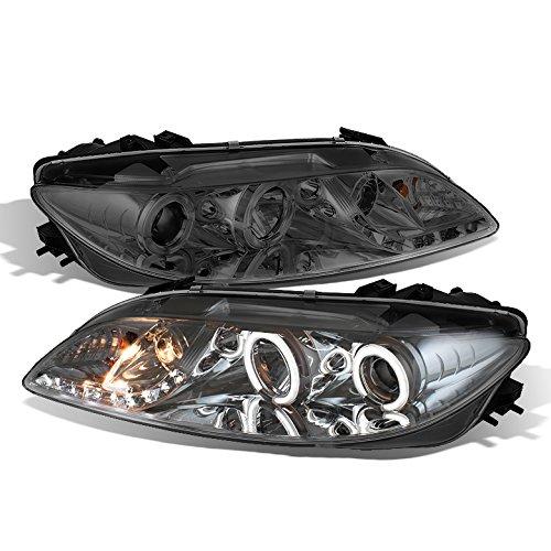 06 mazda 6 halo headlights - 4