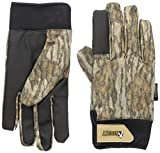 Rocky Men's Water Fowler 40G Insulated Waterproof Gloves, Mossy Oak Bottomland Camouflage, Medium