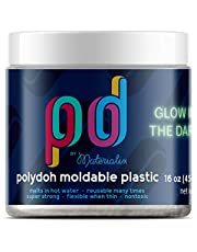 Polydoh moldable Plastic 16oz [Polymorph Plastic]