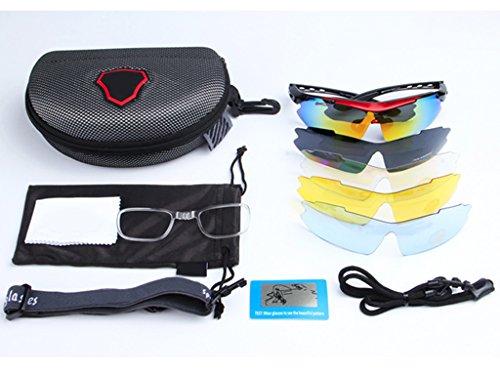 Lente Goggles Gafas Hombre E De Sol Adultos La D De Y Para Mujer Nuevas Polarizada UV400 0P6gdnn