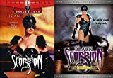 Black Scorpion DVD Set - The TV Series Special Collectors Edition + Black Scorpion Movie