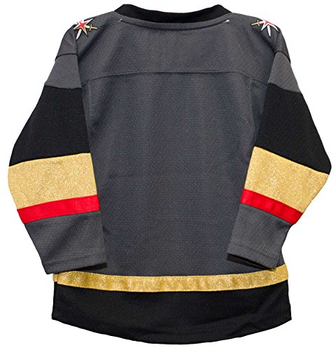 the best attitude a7f76 19a9f Outerstuff Vegas Golden Knights Toddler Home Jersey (Toddler 2T-4T)