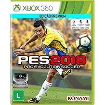 Jogo PES 2018 - Xbox 360