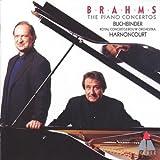 Brahms: Piano Concertos Nos. 1 & 2 ~ Buchbinder, Harnoncourt