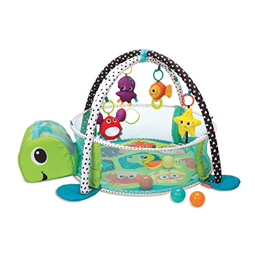 Infantino 3-in-1 Grow with me Activity Gym and Ball Pit -