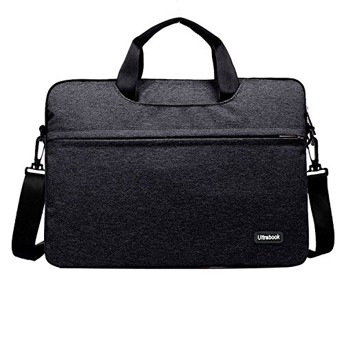 11.6 inch Laptop Shoulder Bag, FOPATI Laptop Sleeve for 11-11.6 Inch Notebook, Macbook Air 11 12/Surface Pro/HP ASUS Dell 11″ Tablet Chromebook Computer Carrying Case Protective Bag Messenger