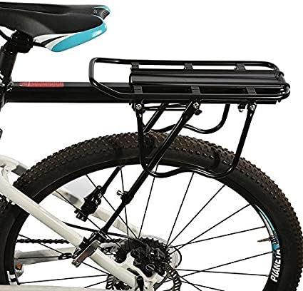 Rockbros Bike Rear Rack Bicycle Rear Luggage Carrier Holder
