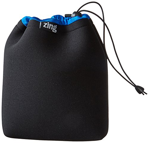 Zing Slide - Zing 565-421 STB1 X-Large Stuff Pouch (Black)