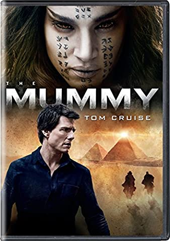 The Mummy (2017) (DVDs & Videos)