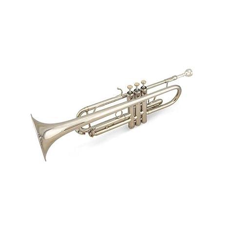 Yougou01 Trompeta, si bemol JYTR-E100G Principiante Prueba Solo ...