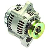 Parts Player New Mini Alternator Compact Light Denso Style 1 Wire Hookup Single Groove