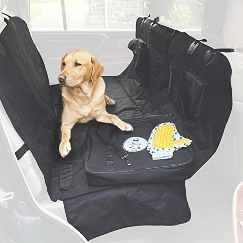 fitted dog seat covers - 6