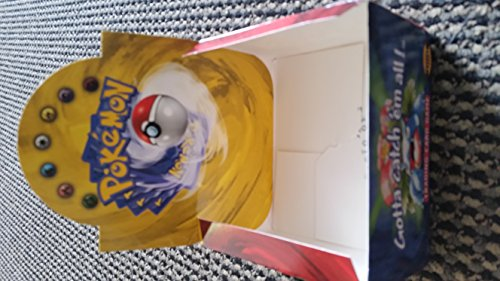 EMPTY (NO PACKS) Base 1 Set Booster Box - Rare Basic One