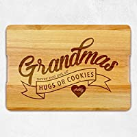 Grandma Gift, Personalized Cutting Board, Christmas Gift, Wooden Cutting Board, Chopping board, Mothers Day Gift, Gift for Her