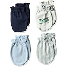 Luvable Friends Baby Scratch Mittens