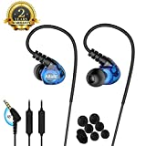 Best Fitness Earphones - Sports Earbuds, Ear Pods Running Fitness Wired Headphones Review