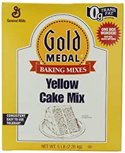 Gold Medal Pound Cake Mix