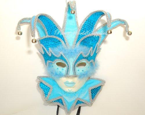Full  (Masquerade Masks Full Face)