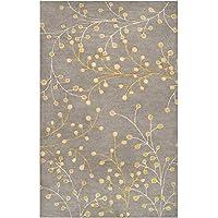 springtime area rug 36x56 grey - Home Decorators Rugs