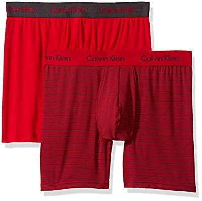 Calvin Klein Men's 2 Pack Body Modal Boxer Brief