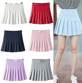 Short Mini Skirt Black Party Club Flexible Stretch Curvy Girls Mini Skirt  060