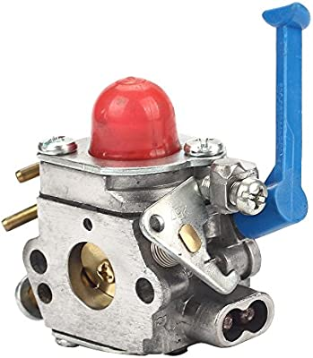 Carburetor Carb kit for Husqvarna 545081848 C1Q W40A 128C 128L 128LD 128R 128RJ