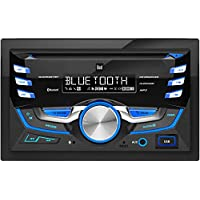 Dual Electronics DXRM57BT Digital Media Receiver with Built-in Bluetooth, Black
