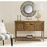 Safavieh American Home Collection Howden Medium Oak Sideboard