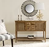 Safavieh American Home Collection Howden Medium Oak Sideboard