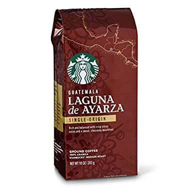 Starbucks Guatemala Laguna de Ayarza Ground Coffee