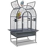 Montana Cages | Manhattan Papageienkäfig - in der Farbe Antik, Käfig, Voliere für Papageien