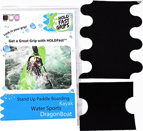 001 HoldFast Dragon Boat Bundle, T-grip and Kayak Canoe Paddle Grip 6