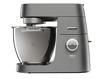 amazon.de: kenwood chef xl titanium kvl8320s küchenmaschine, 1.700 ... - Kenwood Küche