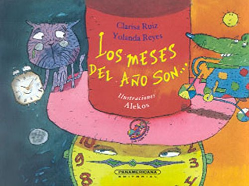 Download Los Meses Del Ano Son... / The Months of the Year are... (Que Pase el Tren) (Spanish Edition) pdf epub