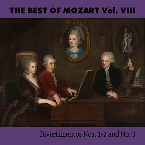 The Best Of Mozart Vol. VIII, ...