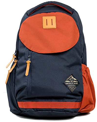United By Blue 25L Rift Pack - Navy/Rust
