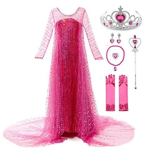 JerrisApparel Princess Costume Birthday Halloween product image