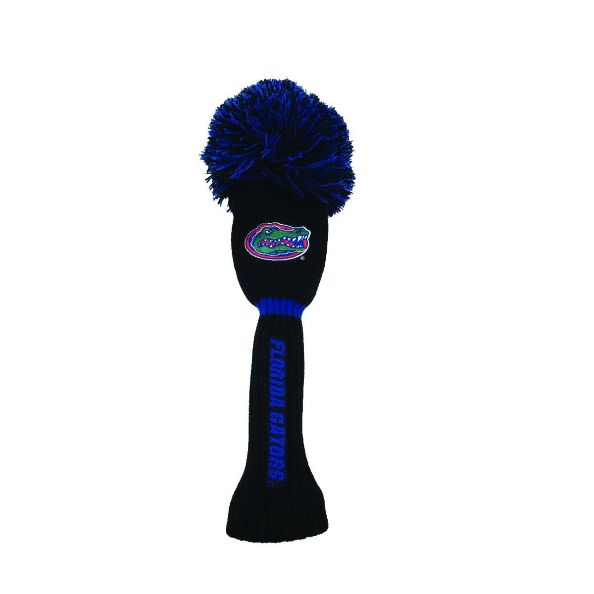 PRG Americas NCAA Florida Gators Pom Fairway Head Cover, Black