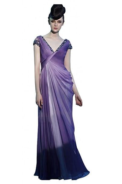 Passat - Vestido - para mujer morado violeta 34