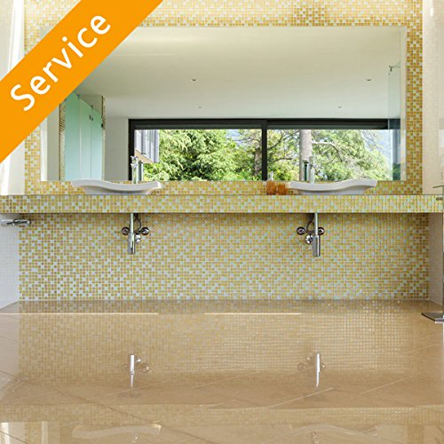 (Tile and Grout Floor Cleaning - 2 room - 2 sealant)