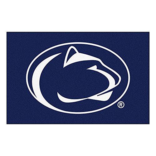 Nittany Lions Rug - FANMATS NCAA Penn State Nittany Lions Nylon Face Starter Rug