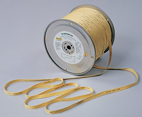 Greenlee Textron Inc 39243 - Fish Tape, Tape Length: 3000ft, Tape Width: 1/2