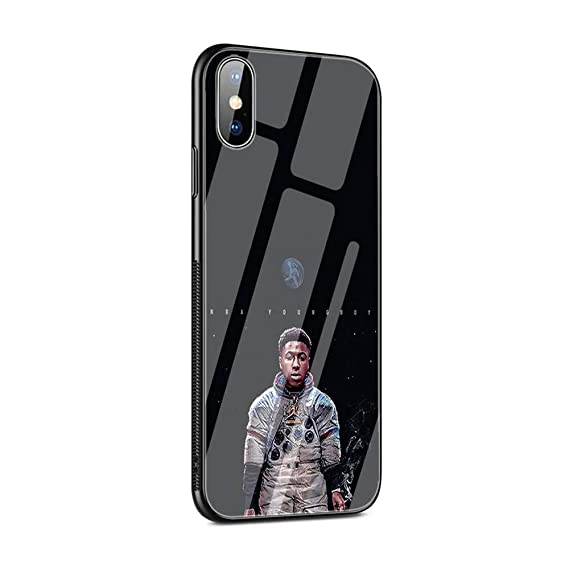new product c59f4 4b3b0 Amazon.com: Z-84 YoungBoy Never Broke Again Lil Baby Tempered Glass ...