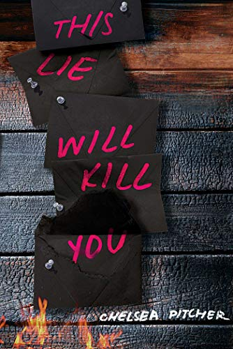 This Lie Will Kill You (Pretty Little Liars Kindle Book 9)