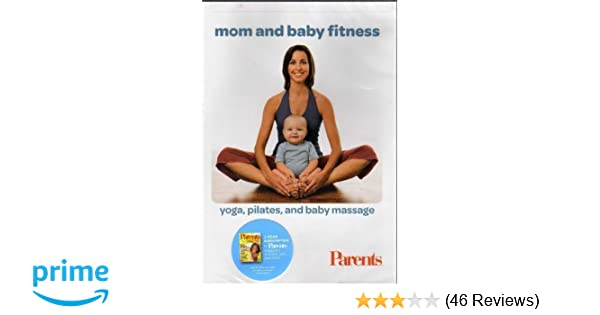 Amazon.com: Mom and Baby Fitness: Yoga, Pilates, and Baby ...