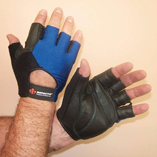 Impacto Sports & Wheelchair Gloves - Large - Model 565614