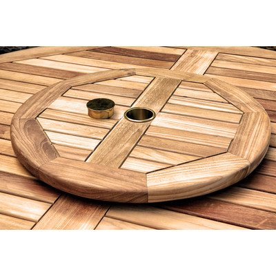 Jakarta Lazy Susan by Tortuga Outdoor