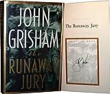 The Runaway Jury, John Grisham, 0385480156
