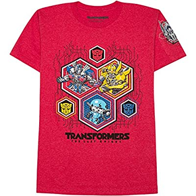 Transformers The Last Knight T shirt for Boys Tee